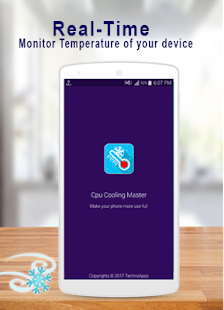 App CPU Cooler Master (Lite) APK for Windows Phone