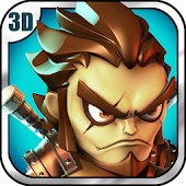Game Little Empire (3d) APK for Kindle