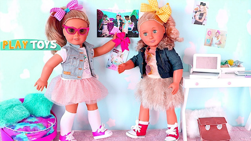 Jojo Siwa Doll For PC