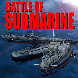 Cover art Battle of Submarine -Simulator