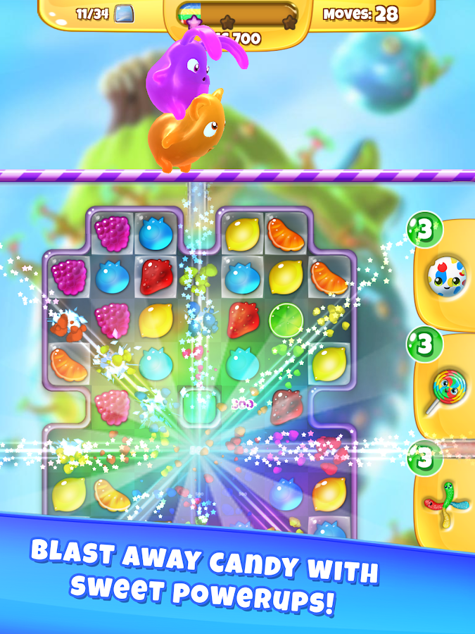 Yummy Gummy Screenshot 8