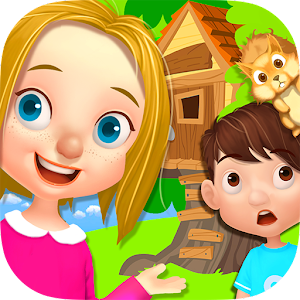 Kids Adventure Magic Treehouse