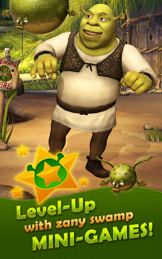 Pocket Shrek Screenshot 13