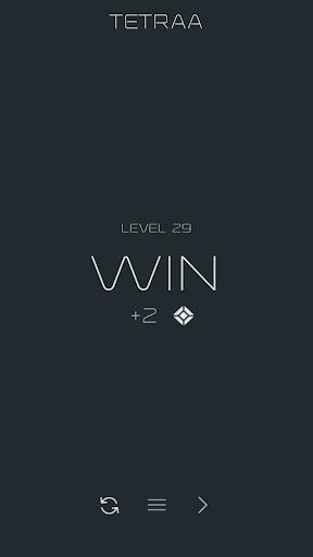 Tetraa Puzzle screenshot 3
