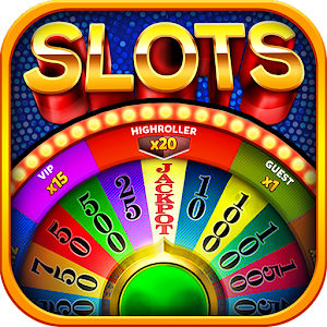 Cover art Vegas Slots: New Pokies 2016