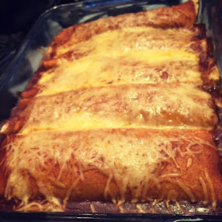 Whole Wheat Tortilla Enchiladas Recipes
