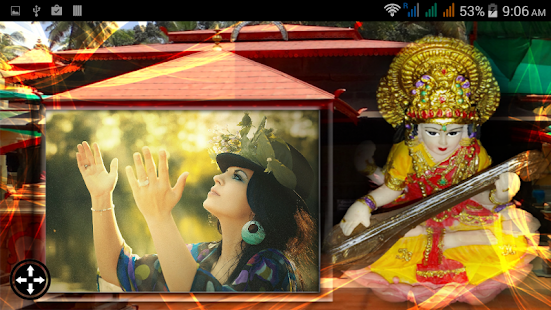 Hindi Photo Frames - screenshot