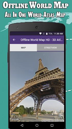 Offline world map hd 3d atlas street view on google play reviews offline world map hd 3d atlas street view android app screenshot gumiabroncs Images