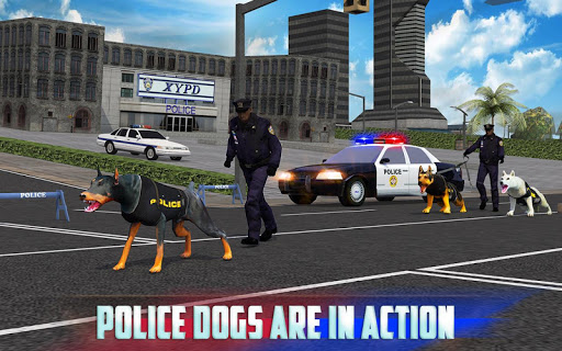 Police Dog Simulator 3D - screenshot