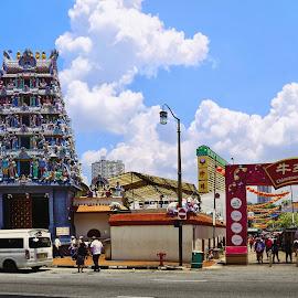 Chinatown (Singapore) by Tran Ngoc Phuc Ngoctiendesign - City,  Street & Park  Historic Districts