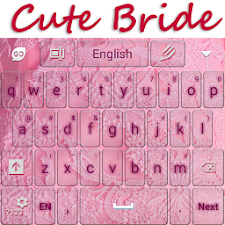 Cute Bride Keyboard