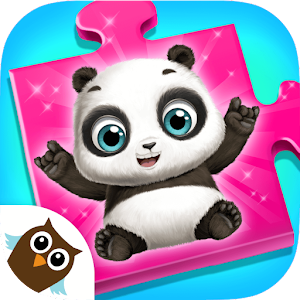 Kids Puzzle World - Free Animal & School Jigsaws