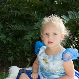 Cinderella Stella by Donna Cole - Babies & Children Child Portraits