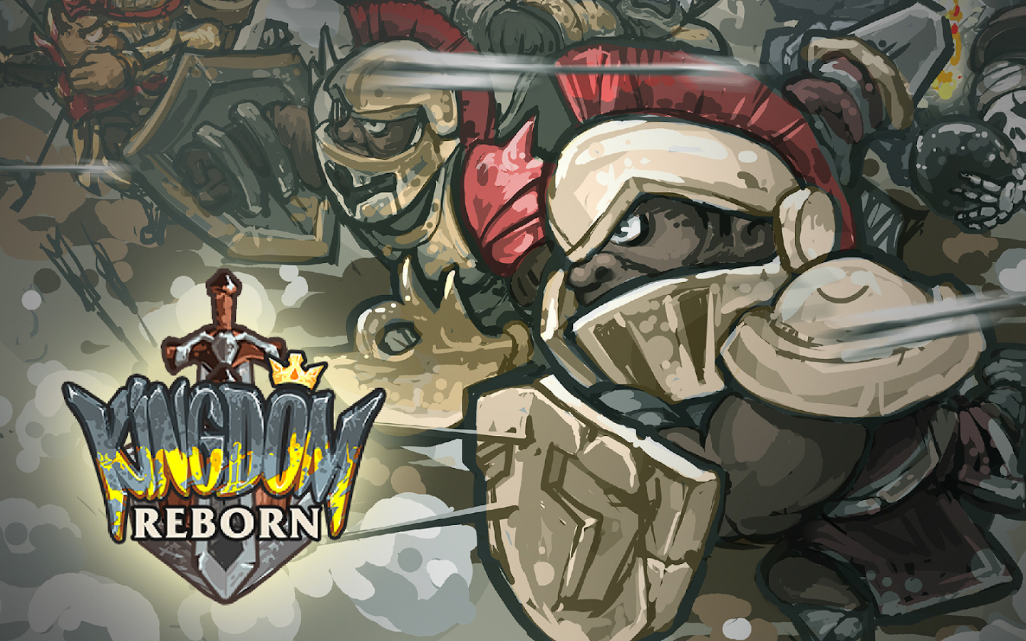 Kingdom Reborn - Art of War Screenshot 5