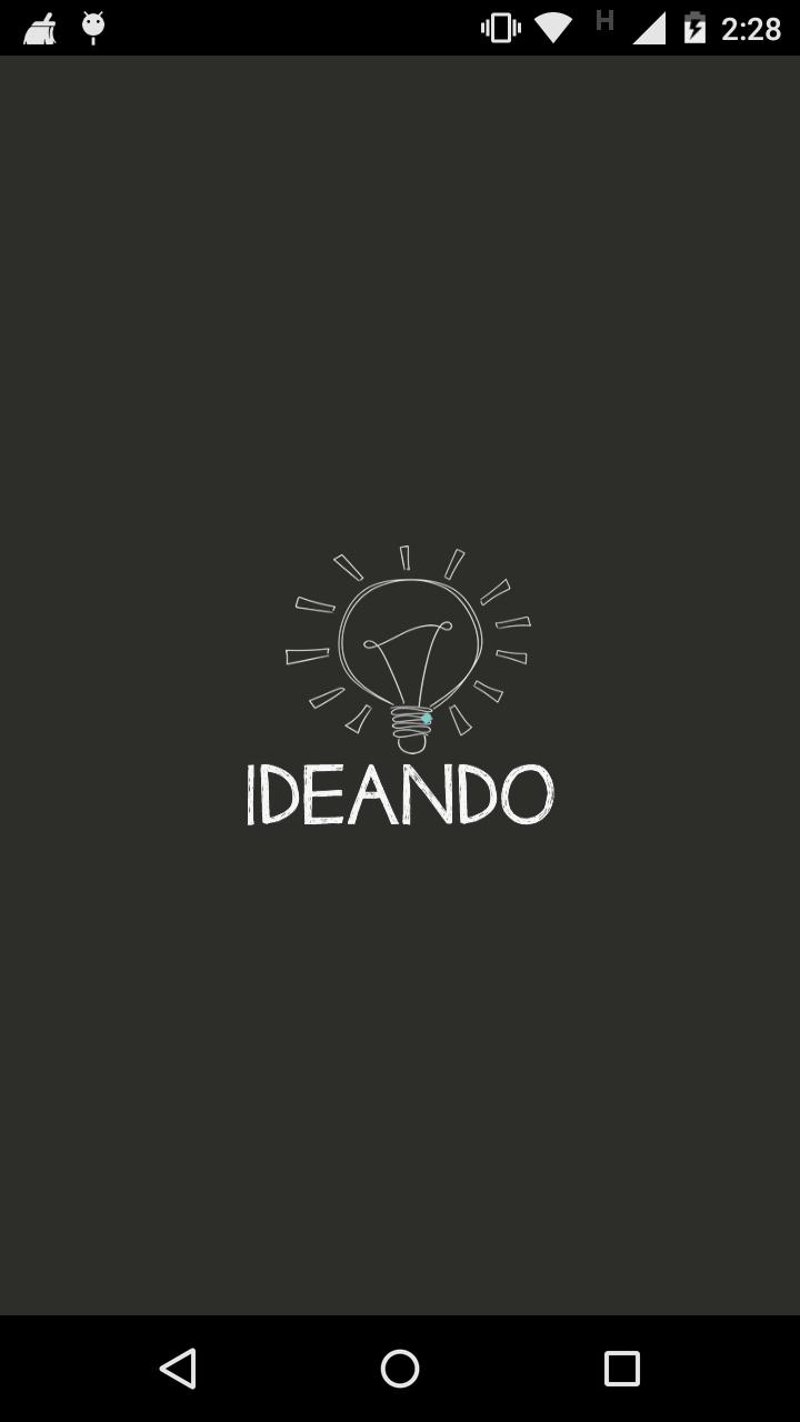 Ideando Pro Screenshot 0