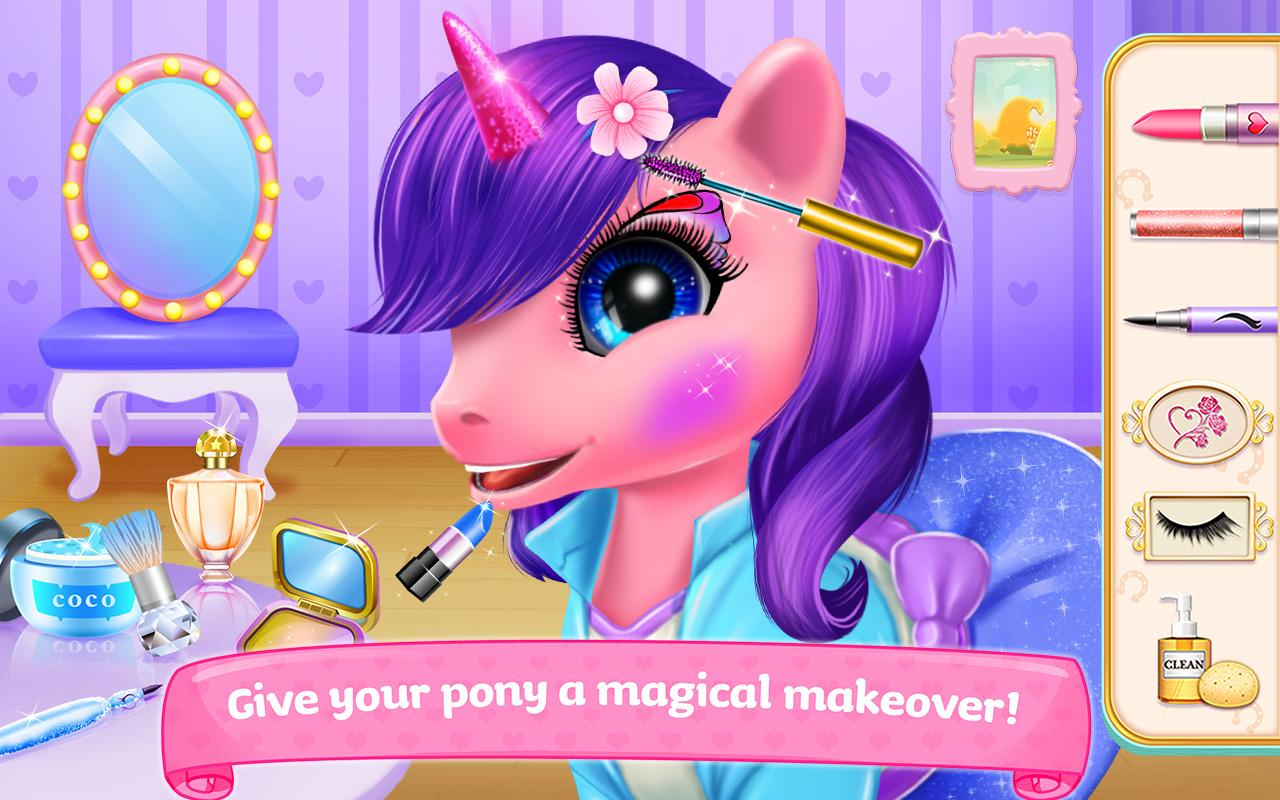 Pony Princess Academy Screenshot 1