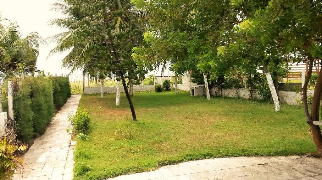 Casa com 4 dormitórios à venda, 250 m² por R$ 2.200.000 - Camboinha III - Cabedelo/PB