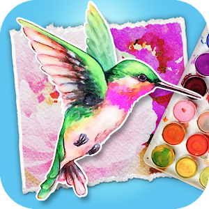 Simply Watercolor For PC / Windows 7/8/10 / Mac – Free Download