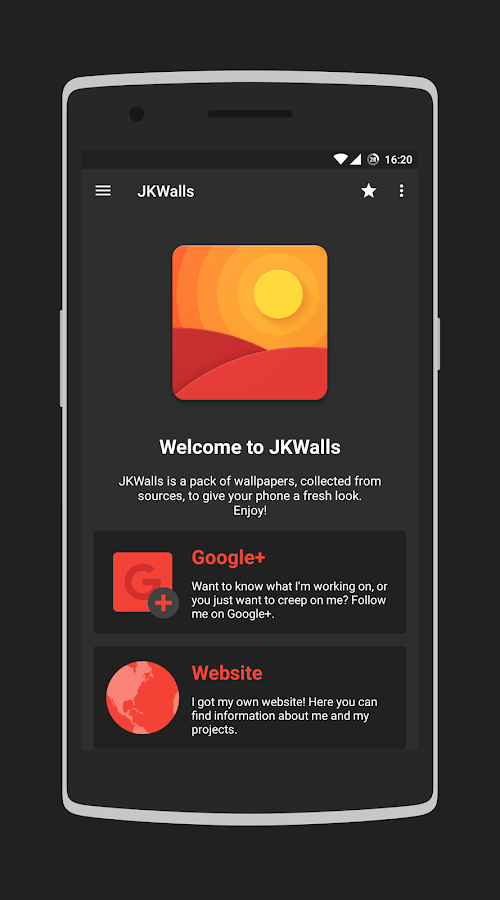JKWalls - Wallpaper Pack Screenshot 1