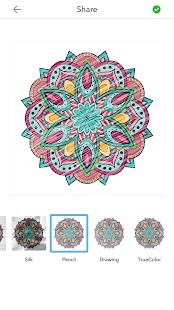 App Mandala Coloring Pages APK For Kindle