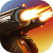 APK Game Tower Defense: Rocket Thunder for BB, BlackBerry