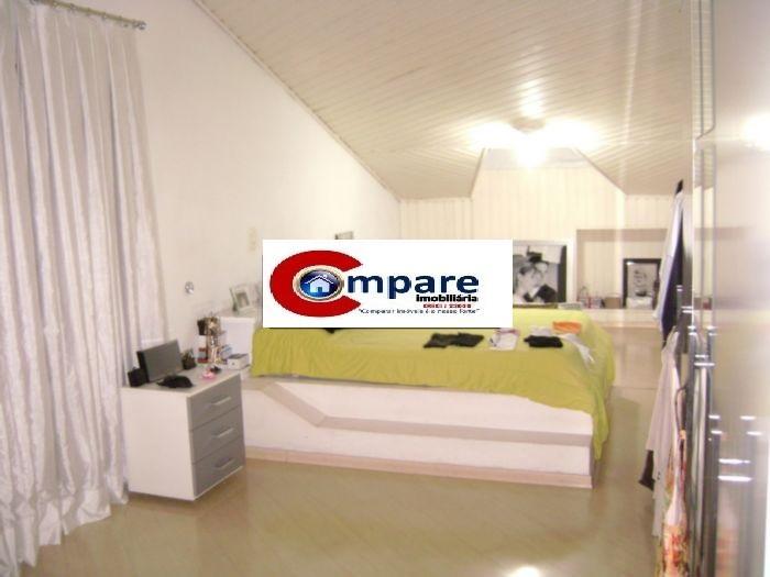 Casa 4 Dorm, Vila Rosália, Guarulhos (SO1389) - Foto 3