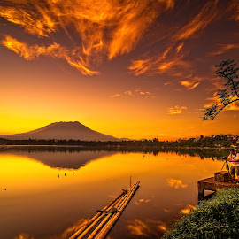by Jerry ME Tanigue - Landscapes Sunsets & Sunrises