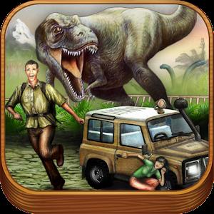 Cover art Jurassic Island: Dinosaur Zoo