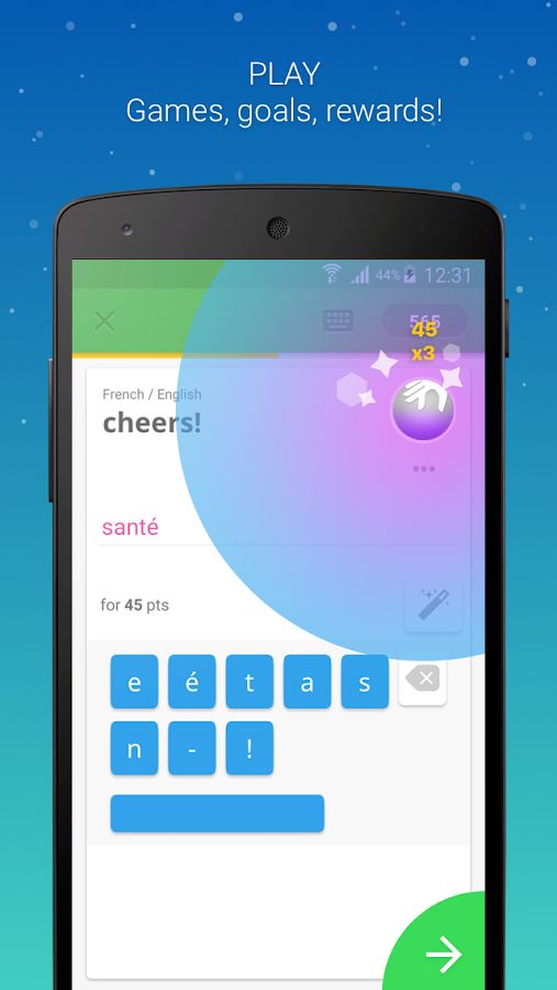 Memrise: Learn a new language Screenshot 4