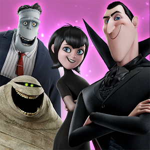 Hotel Transylvania: Monsters! - Puzzle Action Game For PC / Windows 7/8/10 / Mac – Free Download