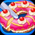 Game Sweet Donut Cake Maker APK for Kindle