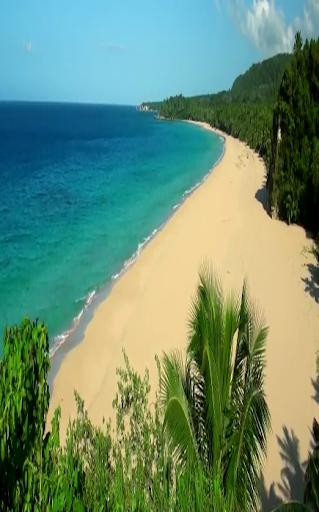 Beach Sea 2 Live Wallpaper - screenshot