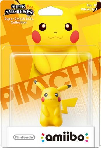 Pikachu packaged (thumbnail) - Super Smash Bros. series