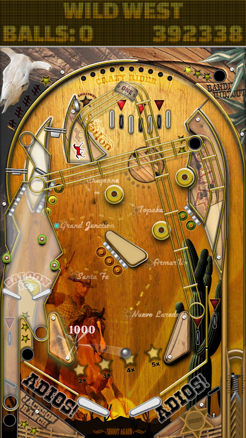 Pinball Deluxe: Reloaded (Unreleased) Screenshot 1