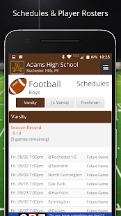 Our Red Zone - Adams - screenshot