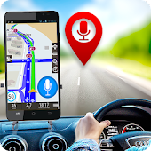 Voice GPS Driving: GPS Navigation Direction