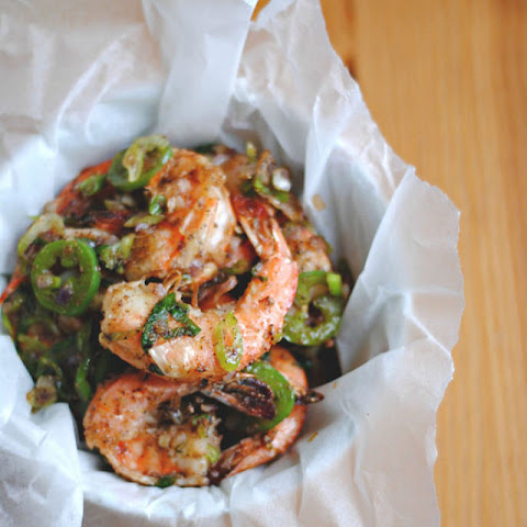 Vietnamese Salt and Pepper Crispy Shrimp