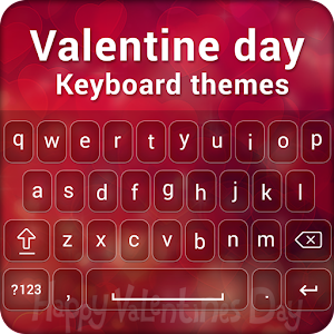 Valentines Day Keyboard Theme