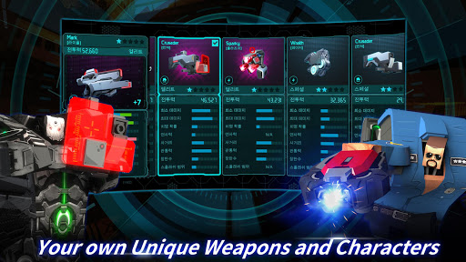 SquadflowM : Battle Arena For PC