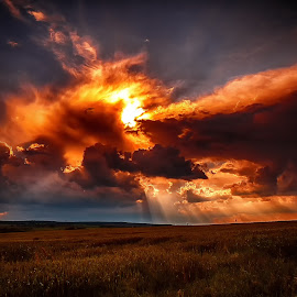 by Тихомир Димитров - Landscapes Cloud Formations