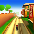 Game Ninja Runner 3D APK for Kindle