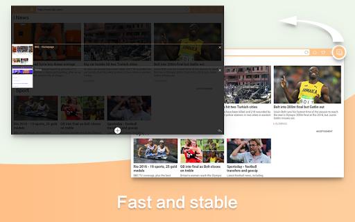 Web Browser & Fast Explorer screenshot 12