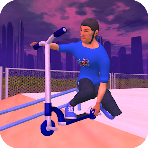 Scooter Freestyle Extreme 3D For PC / Windows 7/8/10 / Mac – Free Download