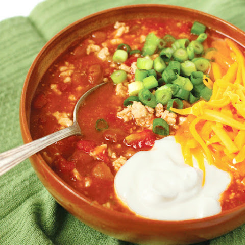 3-Ingredient Chicken Chili