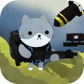 2d adventure Cat bro force APK for Bluestacks