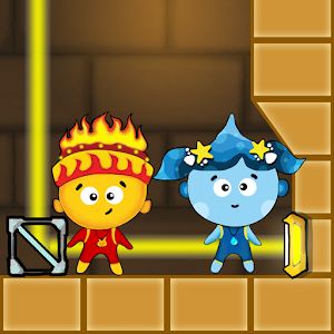 Fireboy in The Light Maze For PC