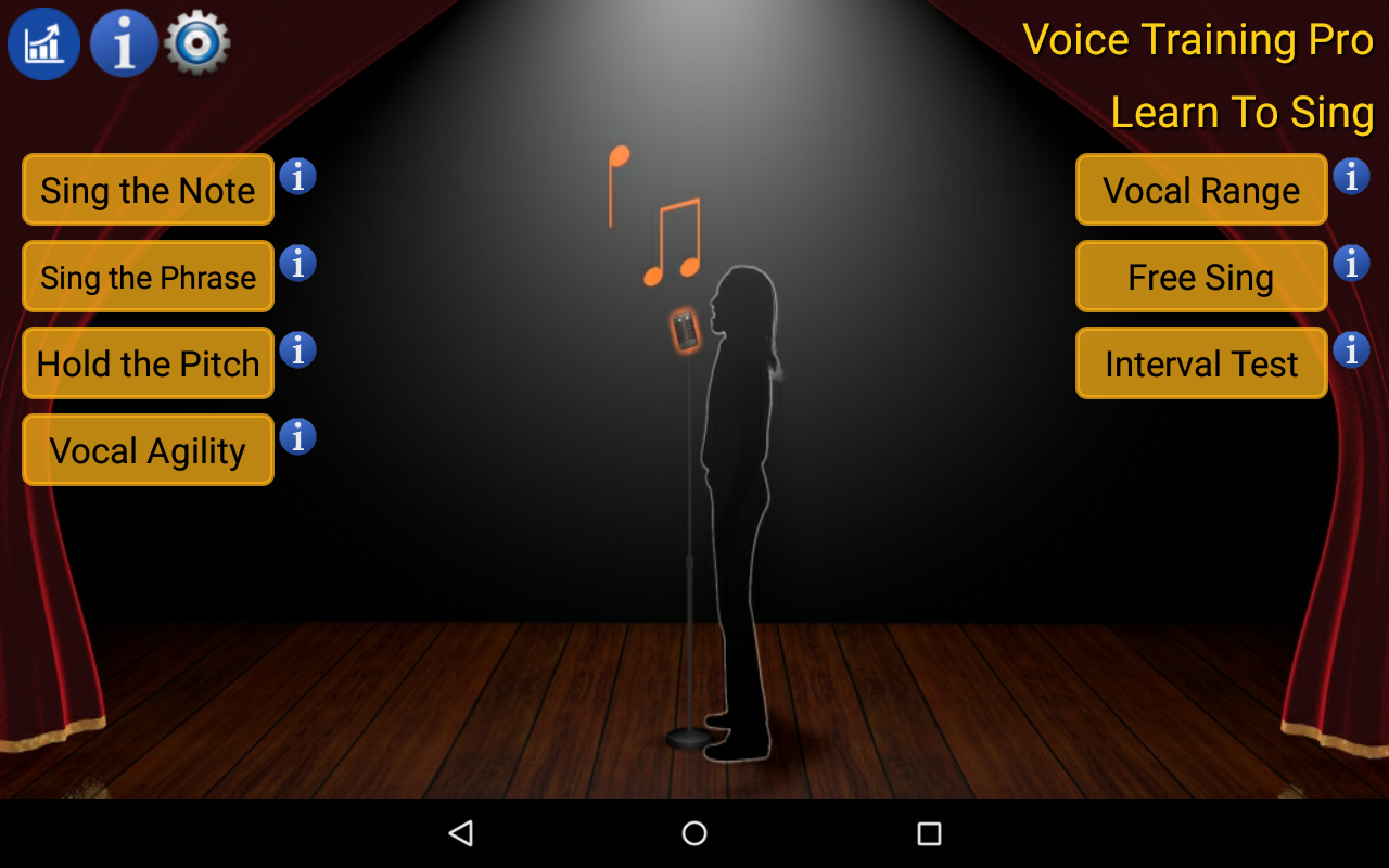 Voice Training Pro Screenshot 8