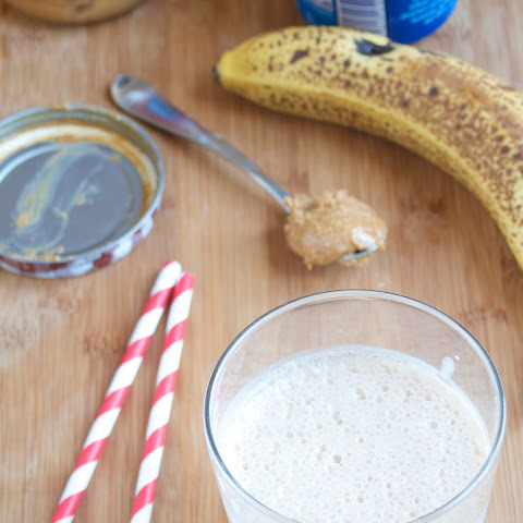 Peanut Butter Banana Refuel Smoothie