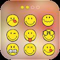 Emoji Stickers Lock Screen APK Descargar
