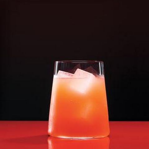 Tequila Grapefruit Splash